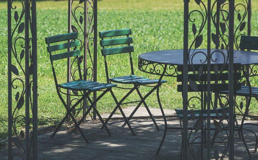 3 critères à prendre en compte pour choisir son salon de jardin